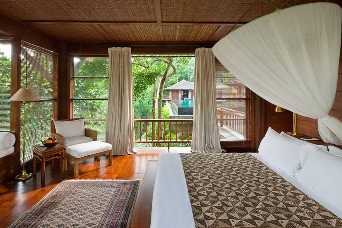 COMO Shambhala Estate - Accommodations - Tirta Ening Terrace Su