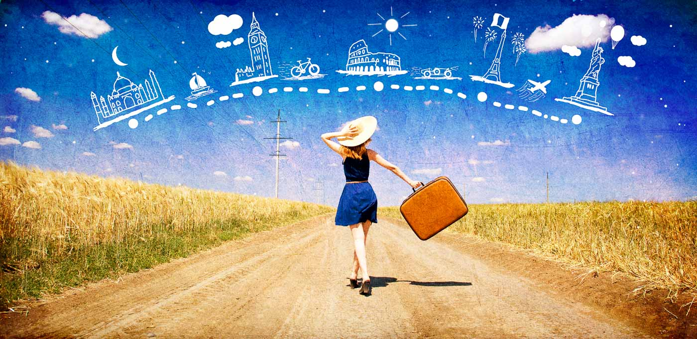 Solo Travel - How to do it and where to go for the Best Solo Travel Experiences
