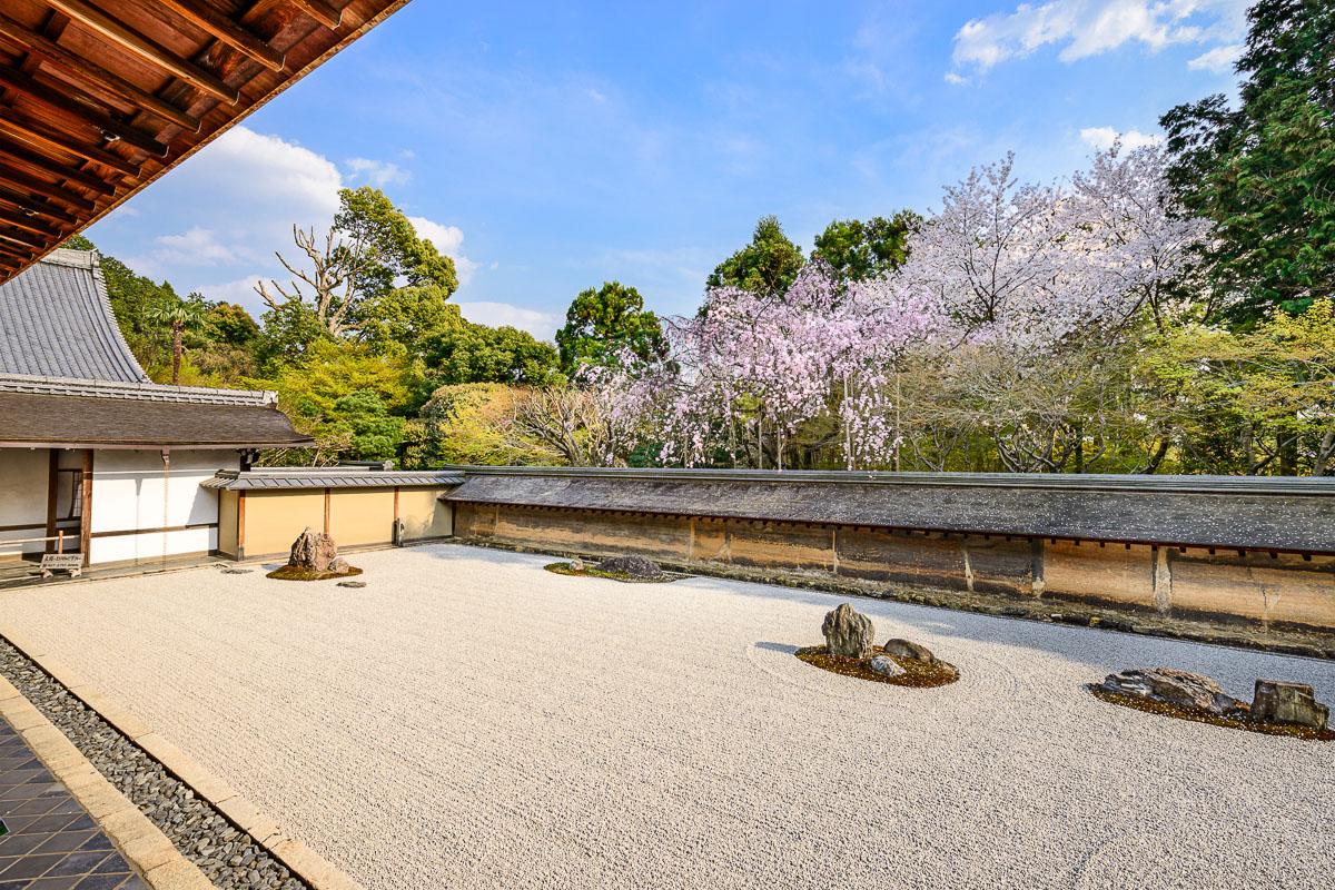 Ryoanji Zen Garden in Tokyo