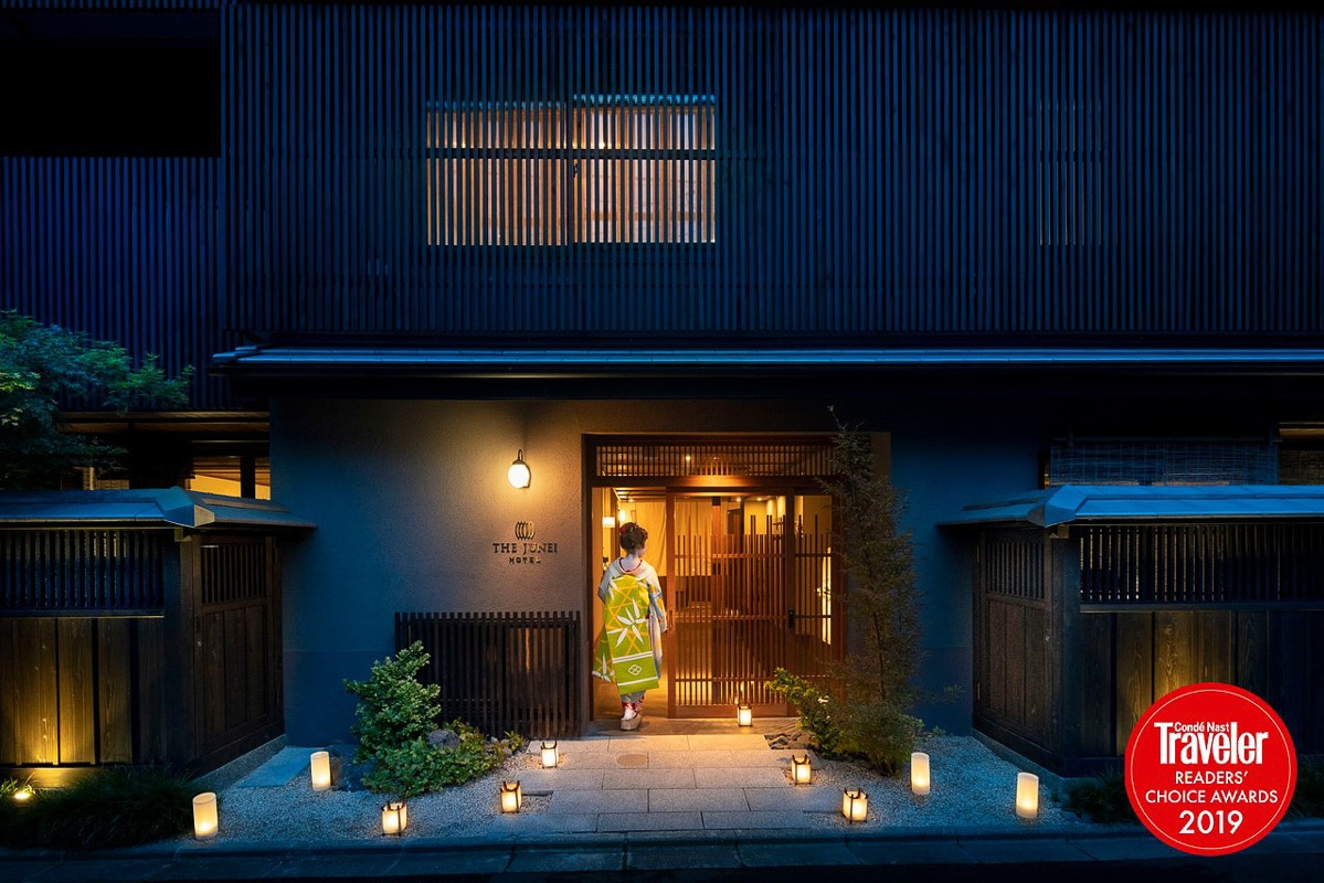 the junei hotel kyoto japan