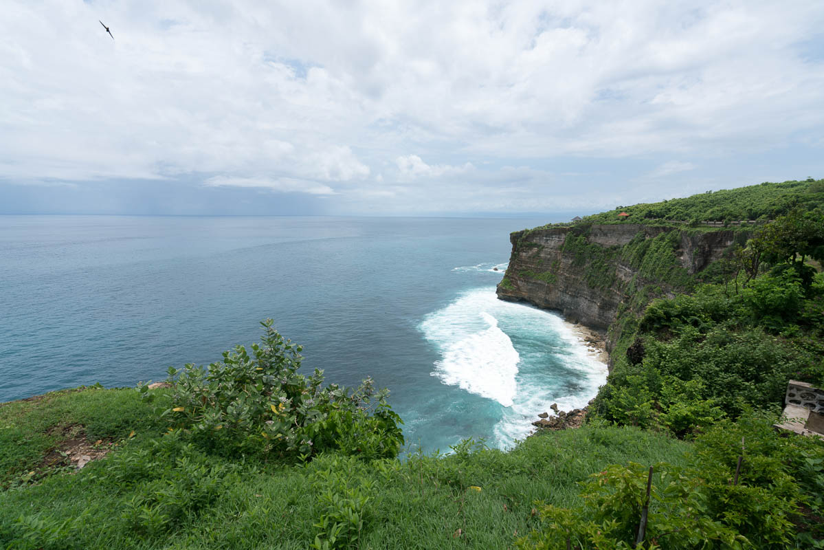 ulutwatu beach bali indonesia
