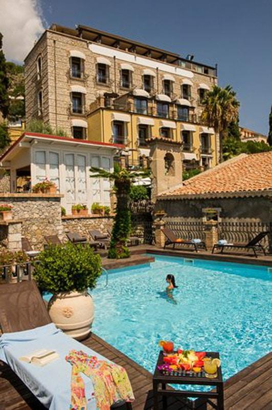 Villa Carlotta sicily boutique hotels