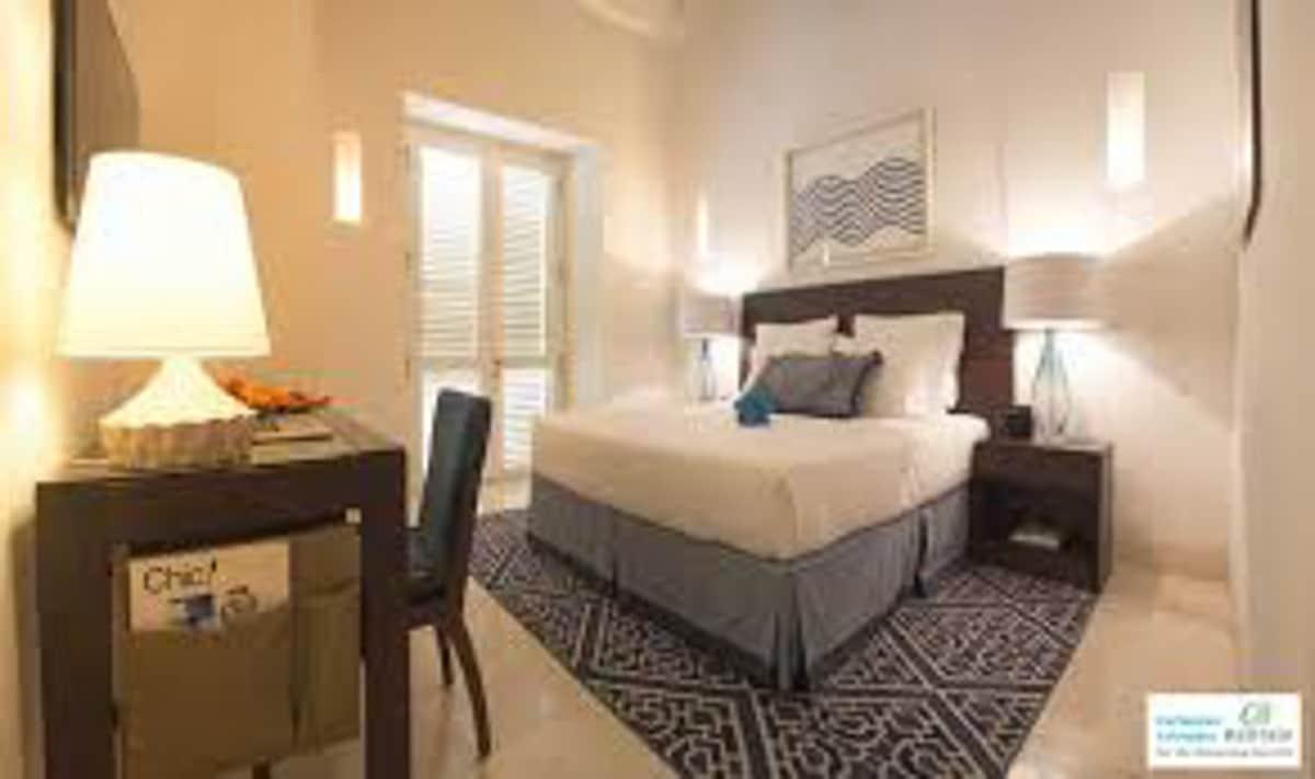 Casa La Cartujita cartagena bedroom