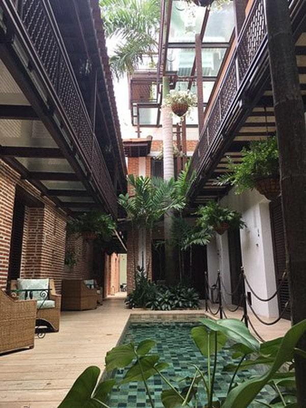 Hotel Capellán cartagena boutique hotel