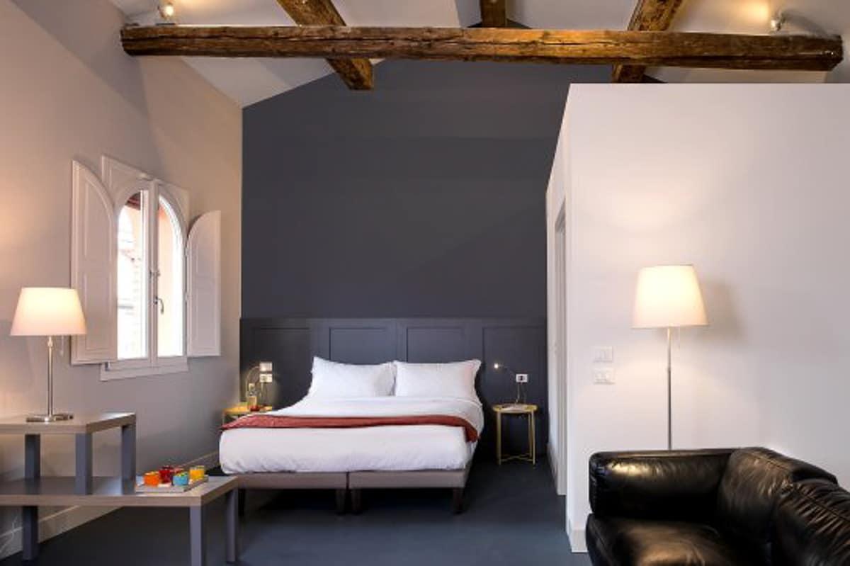 almarossa hotel room bologna