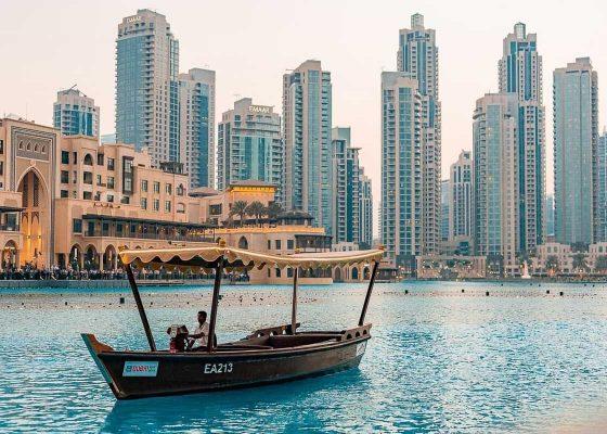 Dubai-boat.