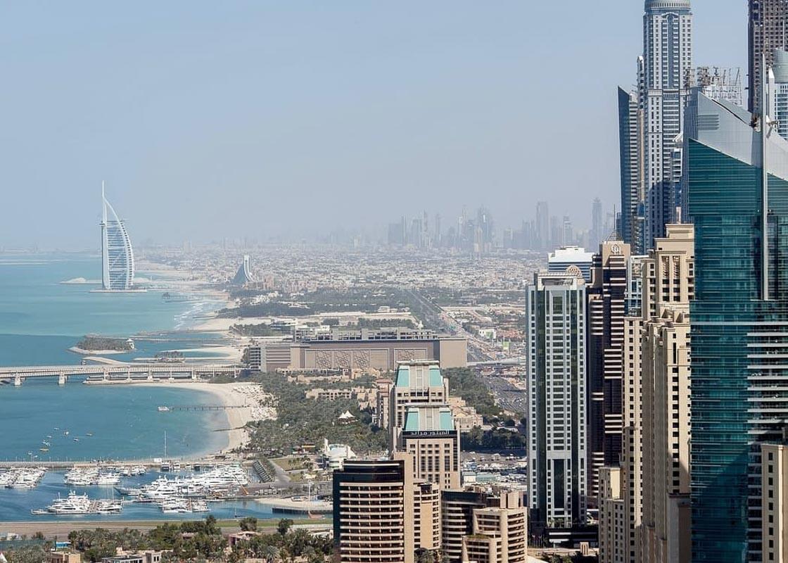 Dubai-cityscape