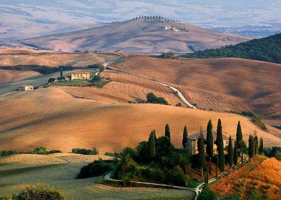 Tuscany-hills