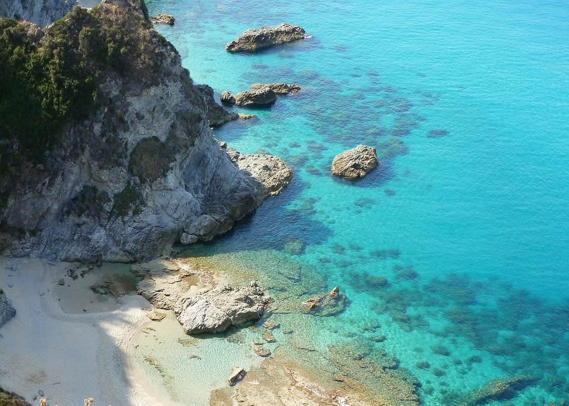 Tyrrhenian-Sea Tuscany Italy