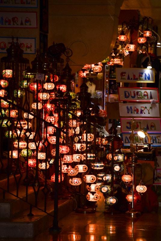 arabian style lights