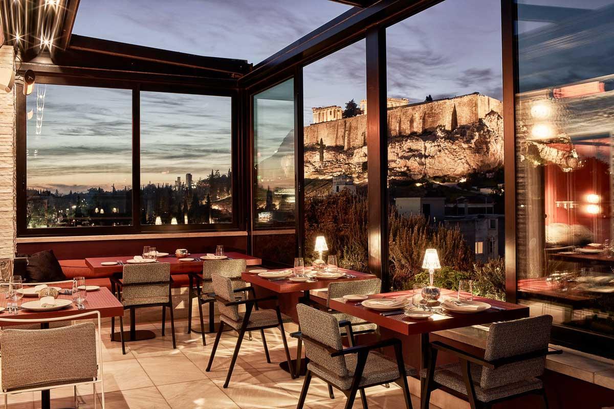 athenswas-athens boutique hotel restaurant