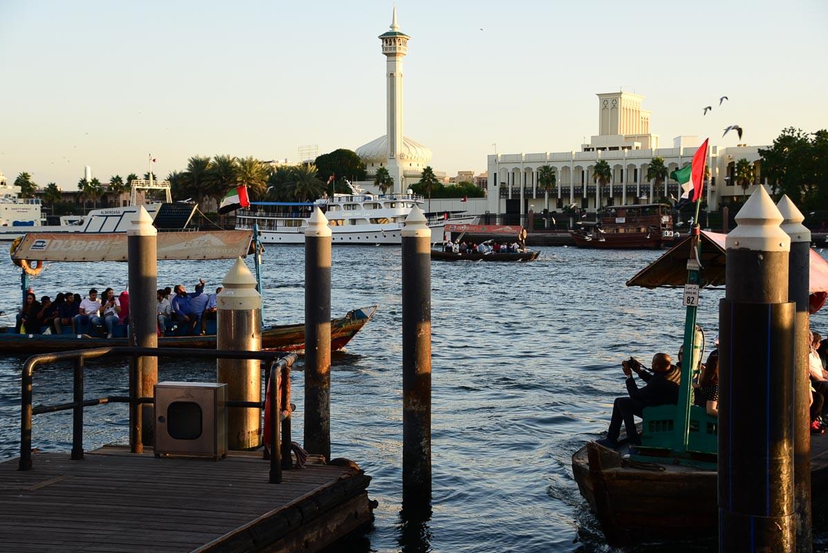 dubai old town harbour