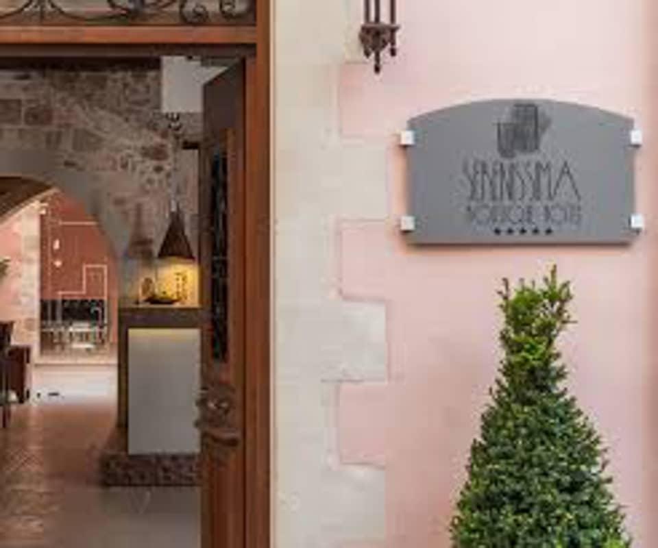 serenissima boutique hotel crete