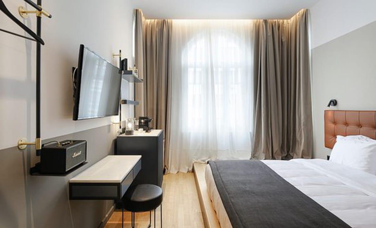 the modernist thessaloniki room