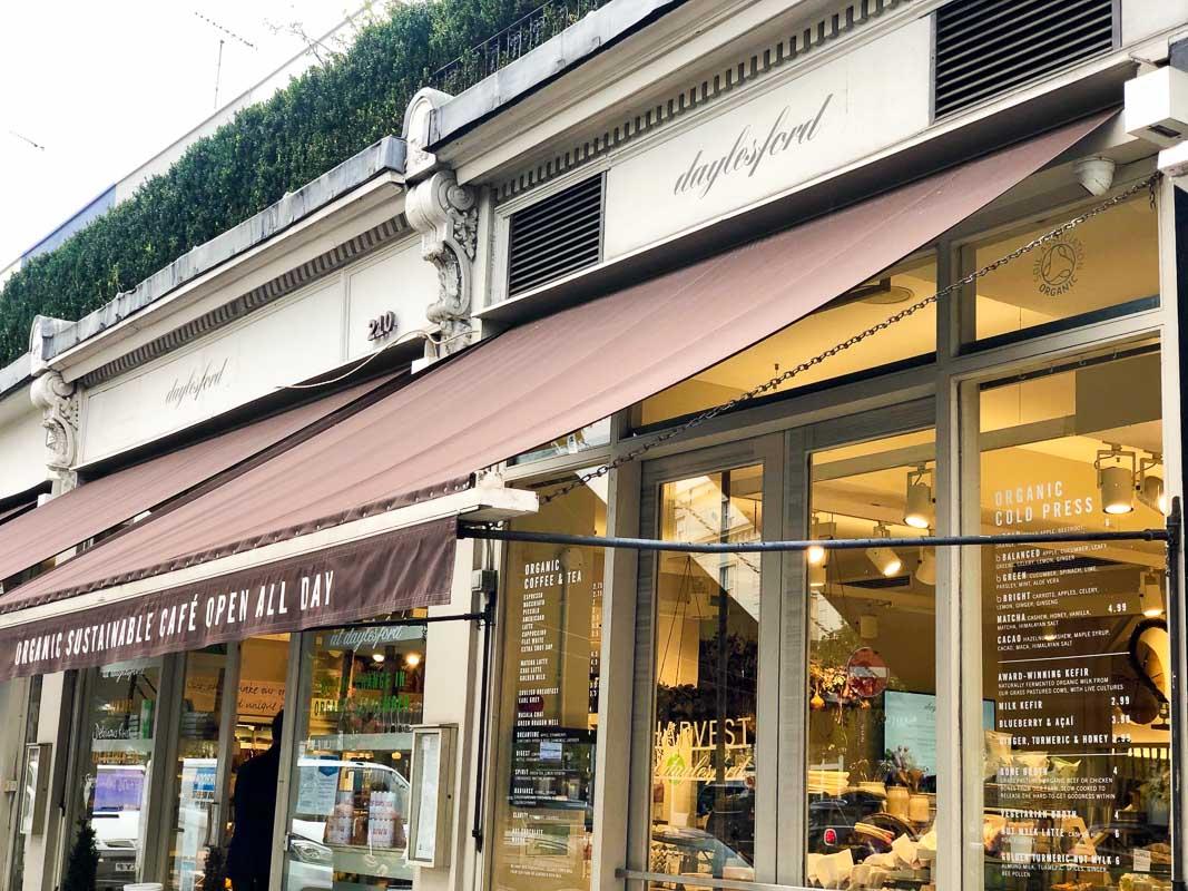 Notting Hill London Daylesford Organic