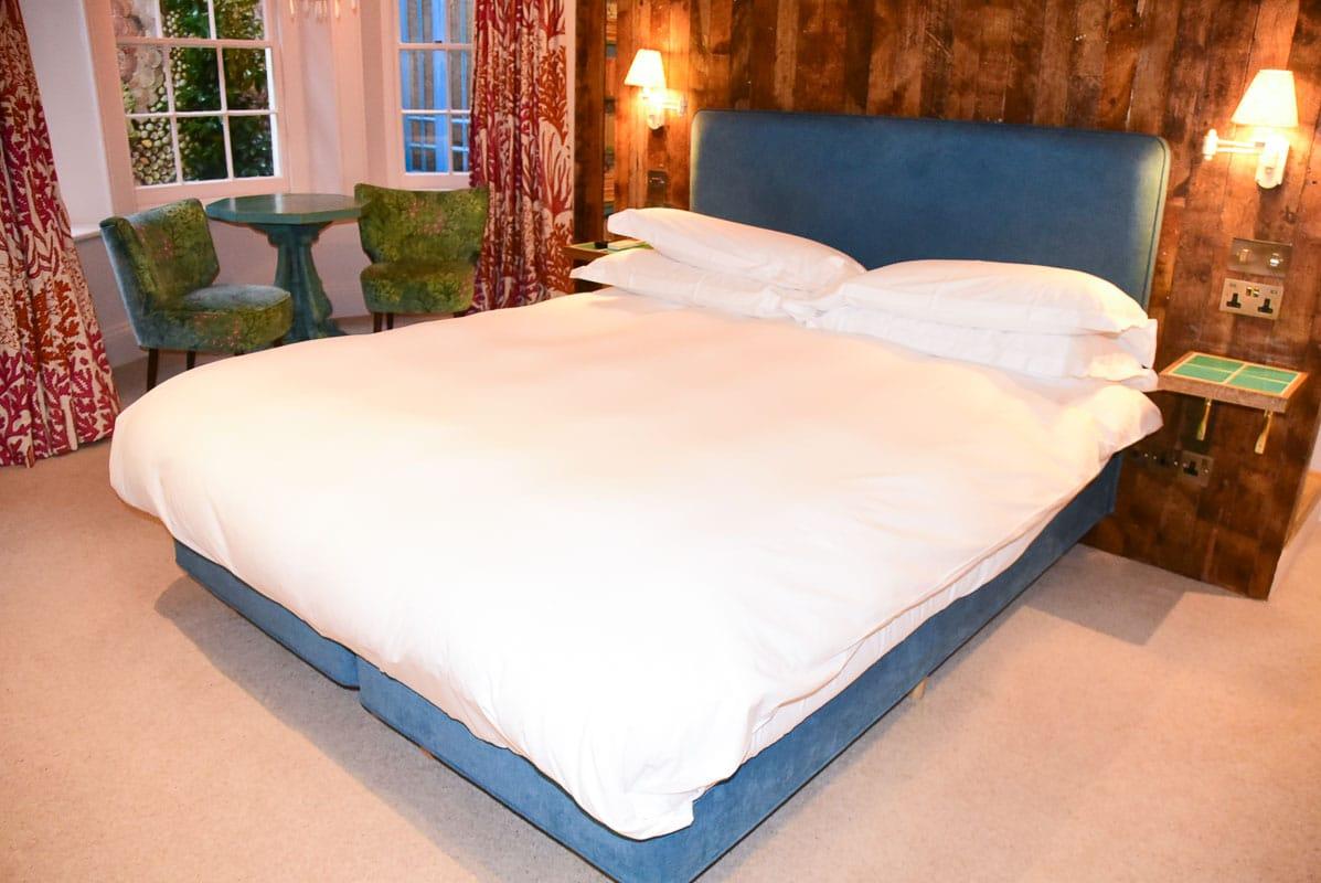 Notting Hill London Portobello Hotel bedroom