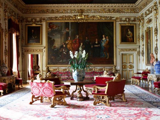 Wilton House interior room