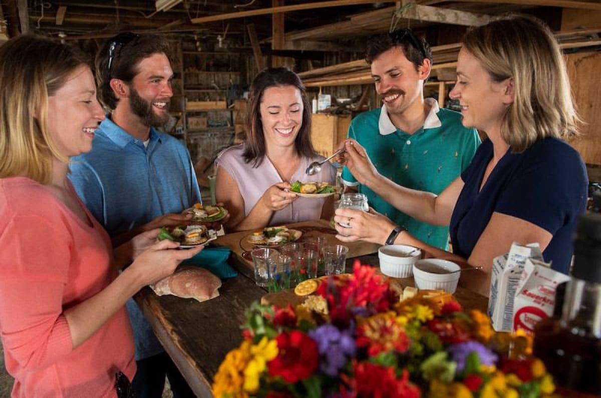 lunenburg distilled food tour
