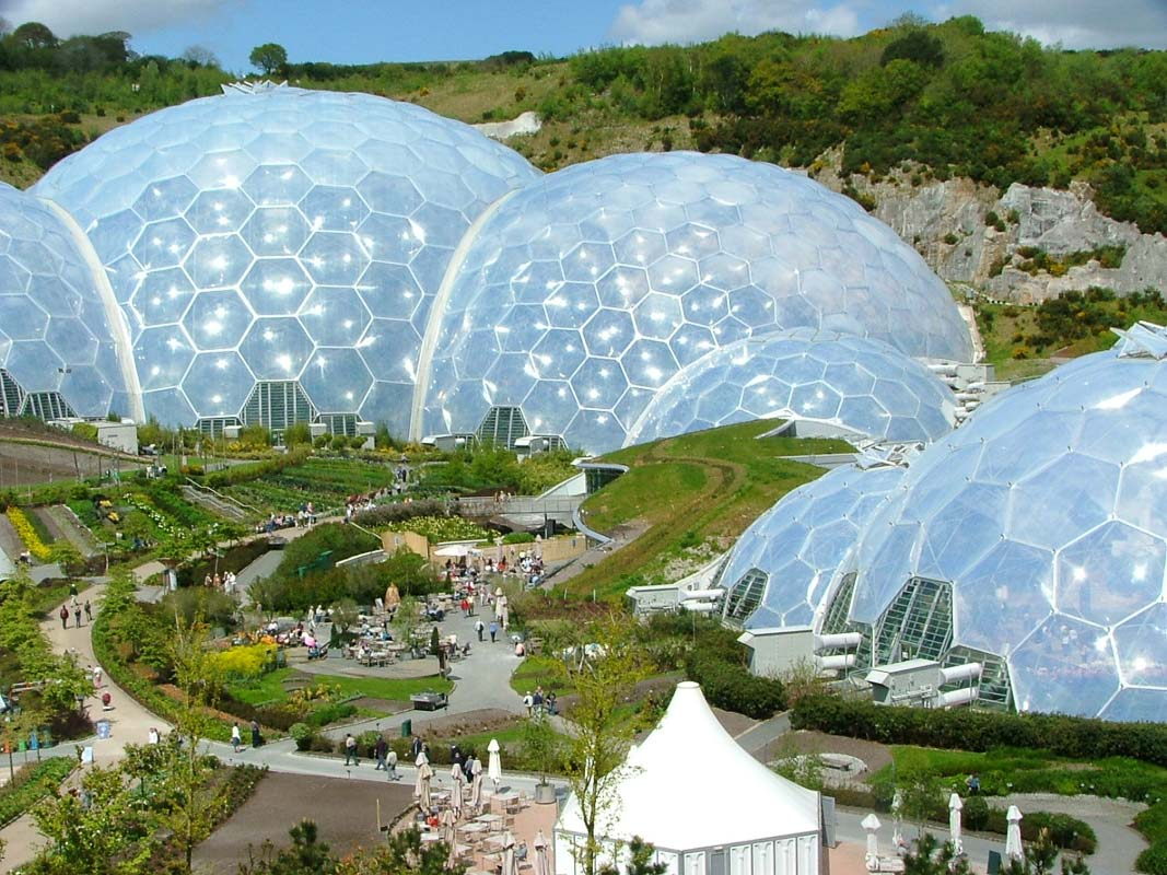 project eden cornwall