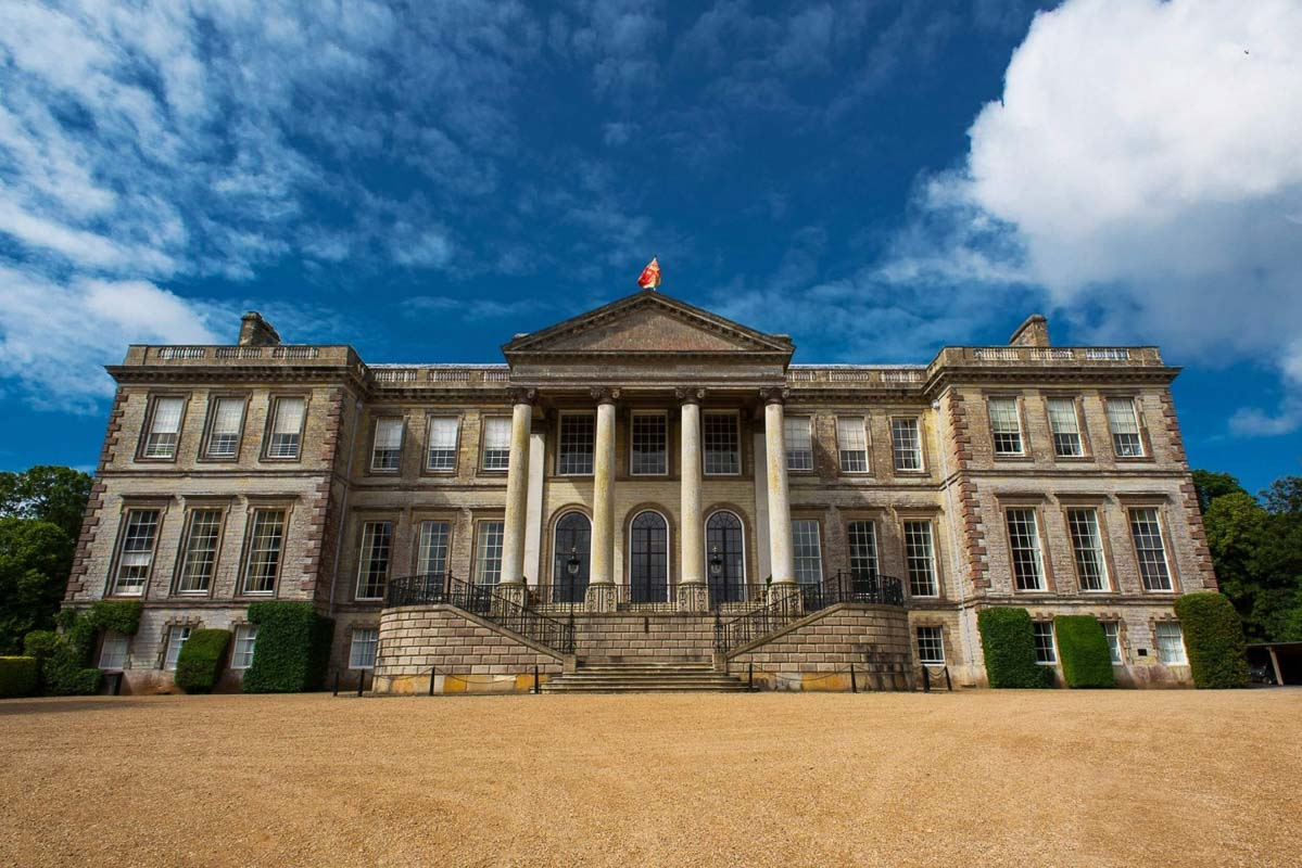 Ragley Hall one of the Crown filming locations