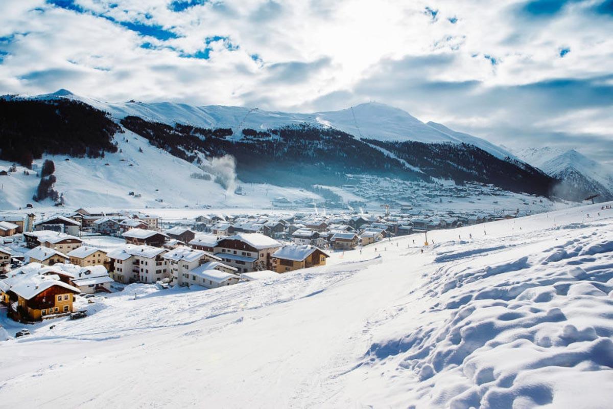 ski-village-italy-alps best ski resorts italy