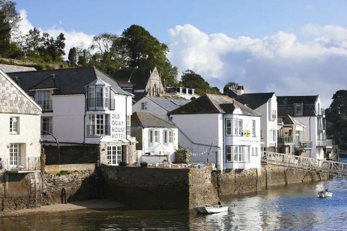 the-old-quay-house-hotel cornwall
