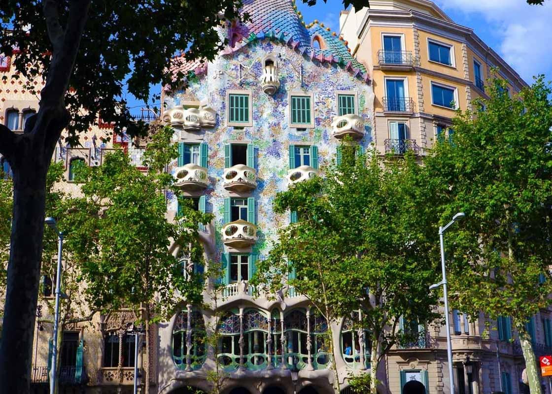 Casa Battlo Spain