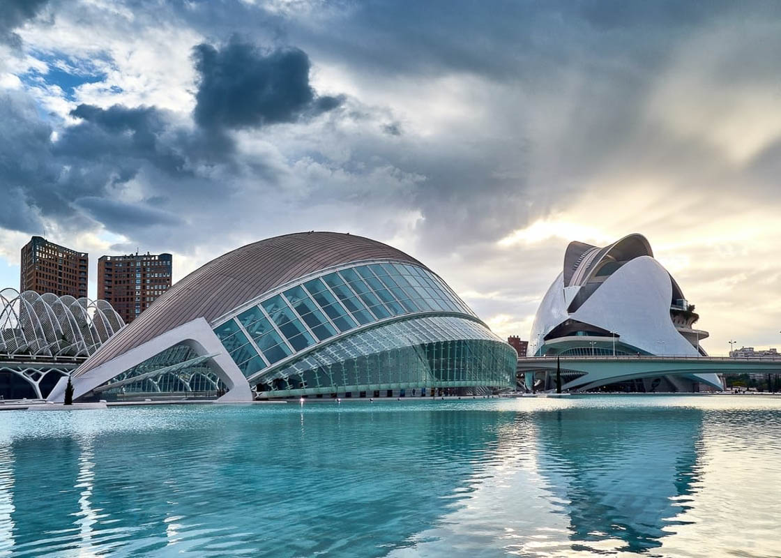 Ciudad-de-las-Artes-y-las-Ciencias Valencia