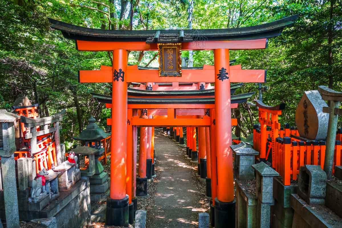 Japan Fushimi Inari Taisha 2