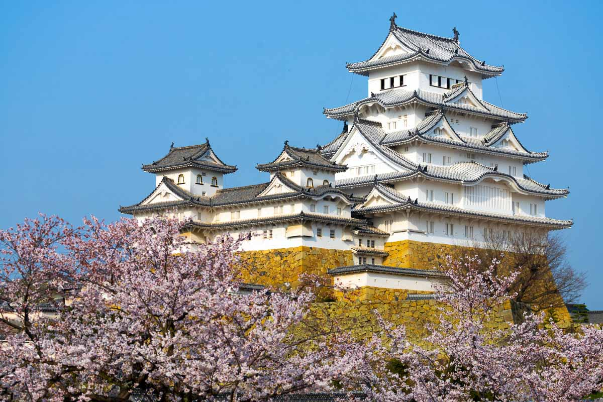 Japan Himeji Castle 1