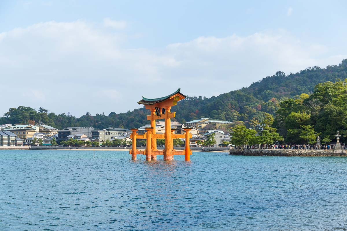 Japan - Itsukushima Shrine