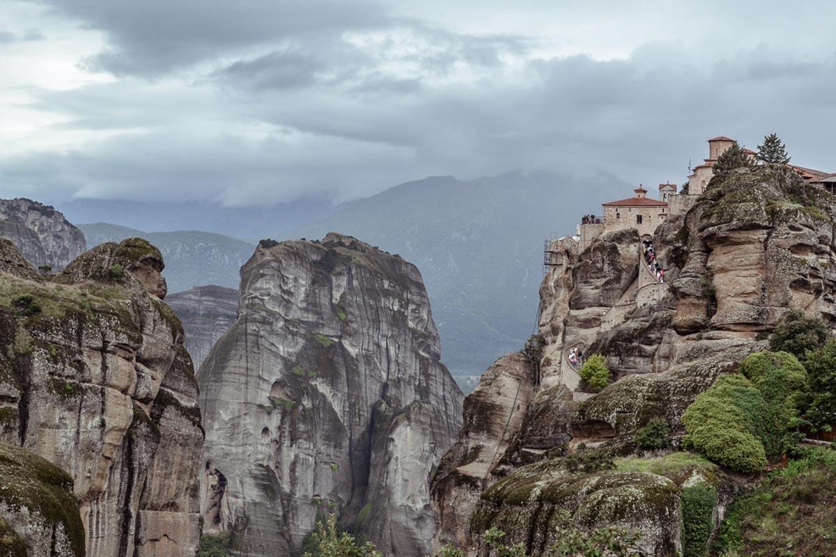 Monasteries-of-Meteora greece