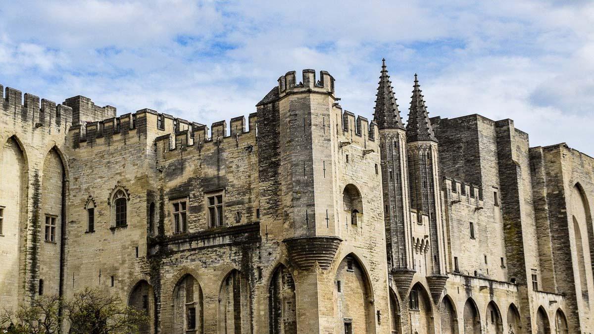 Palais des Papes Avignon France