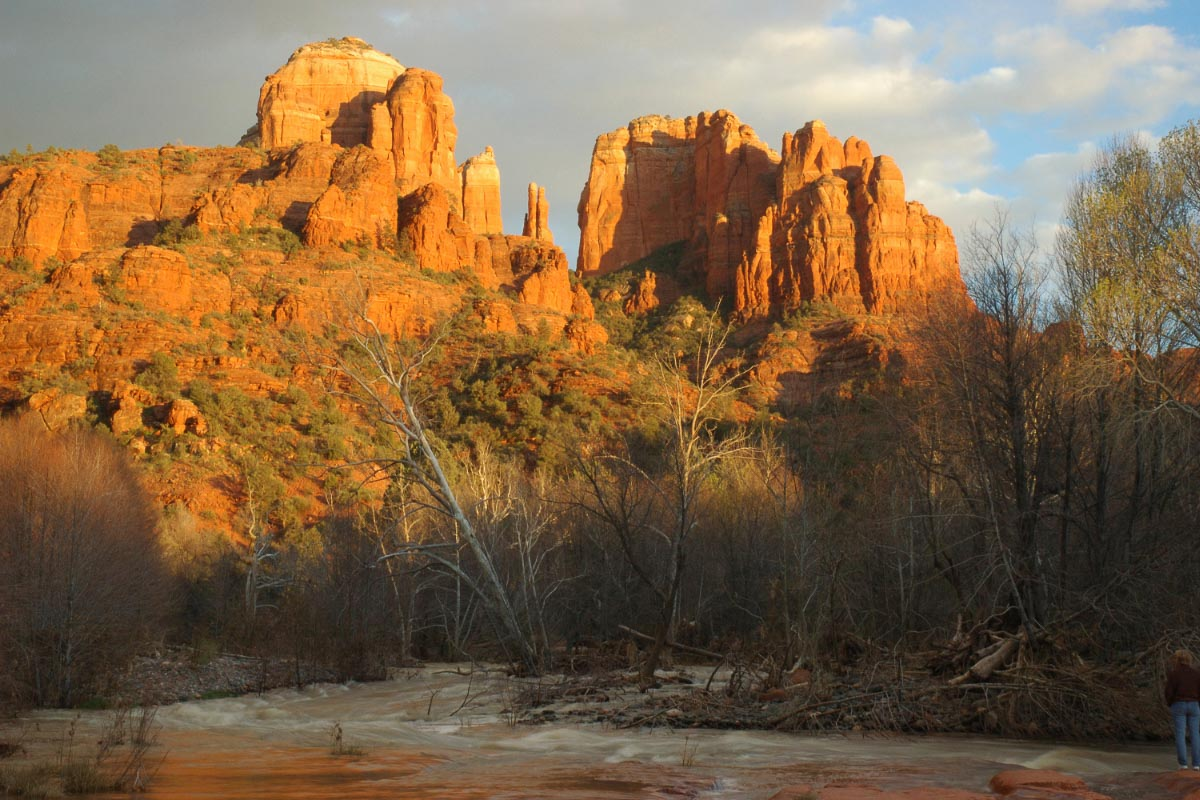 Red Rock area in Sedona