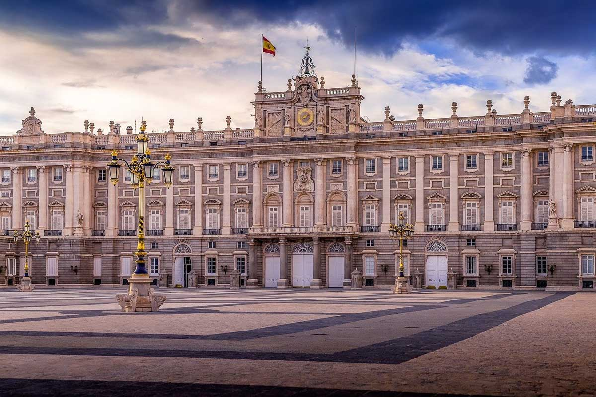 Royal Palace of Madrid 2 one of the most impressive european palaces