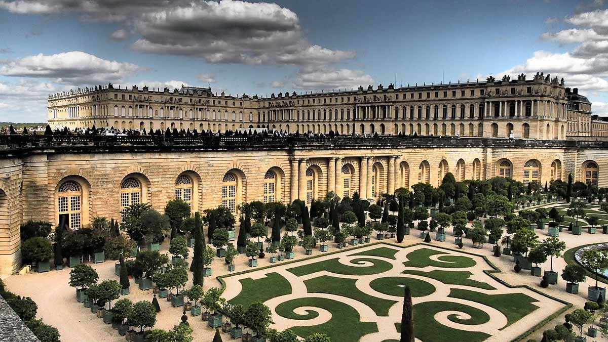 The Palace of Versailles France one of the most wonderful european palaces