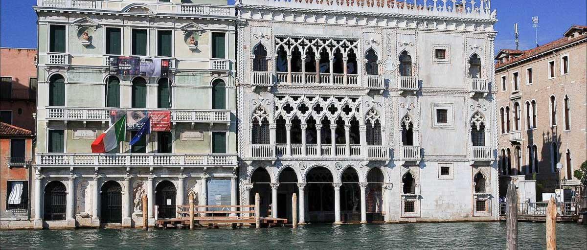 Ca d'oro grande PC Venetian Tourism