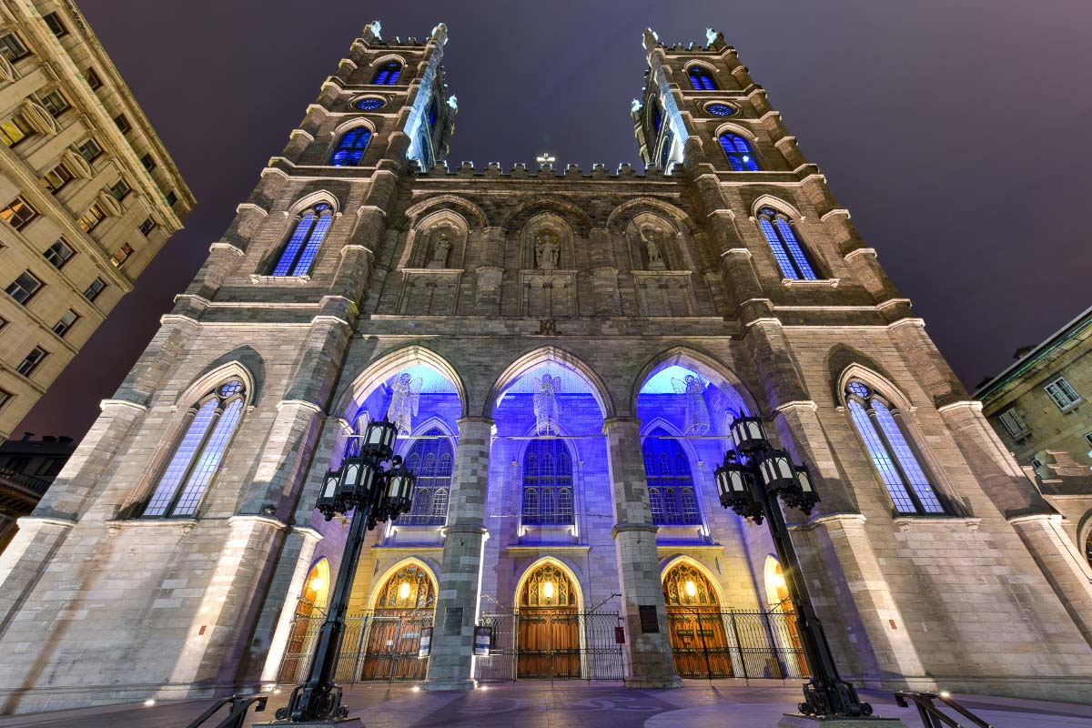 notre dame montreal 2