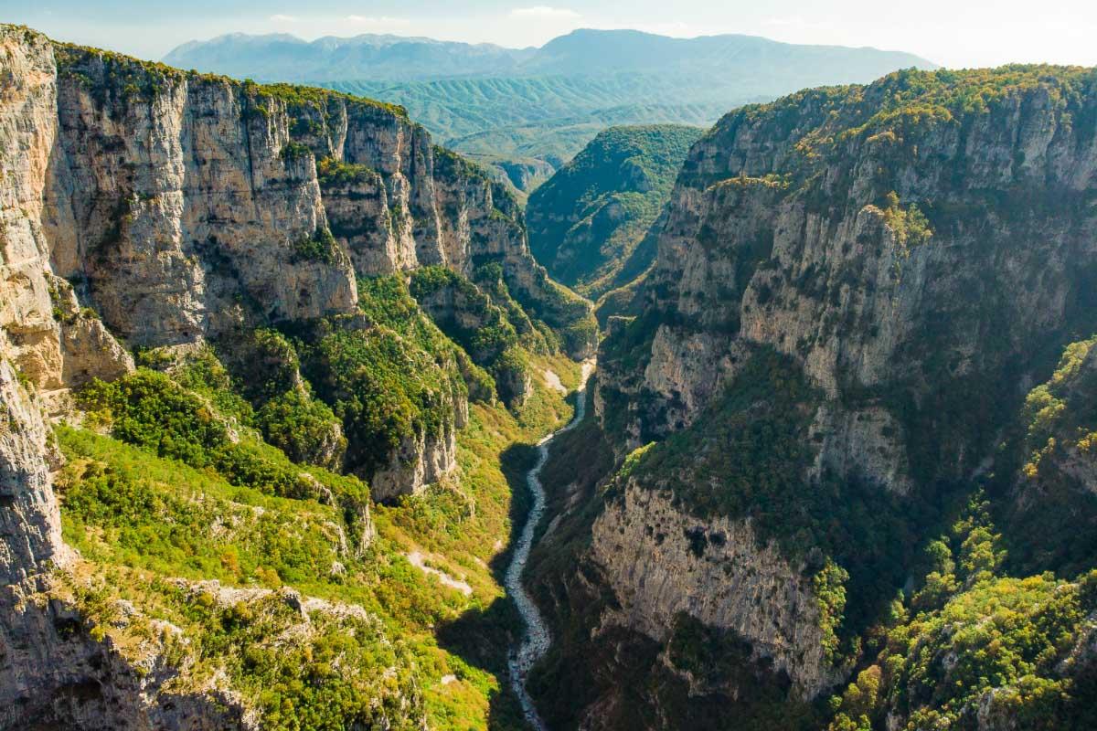 Vikos Gorge Greece