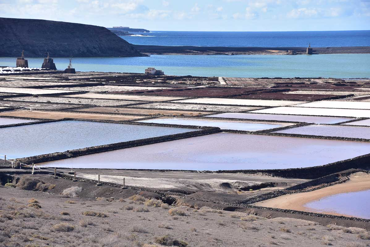 Lanzarote Salt Pans 2