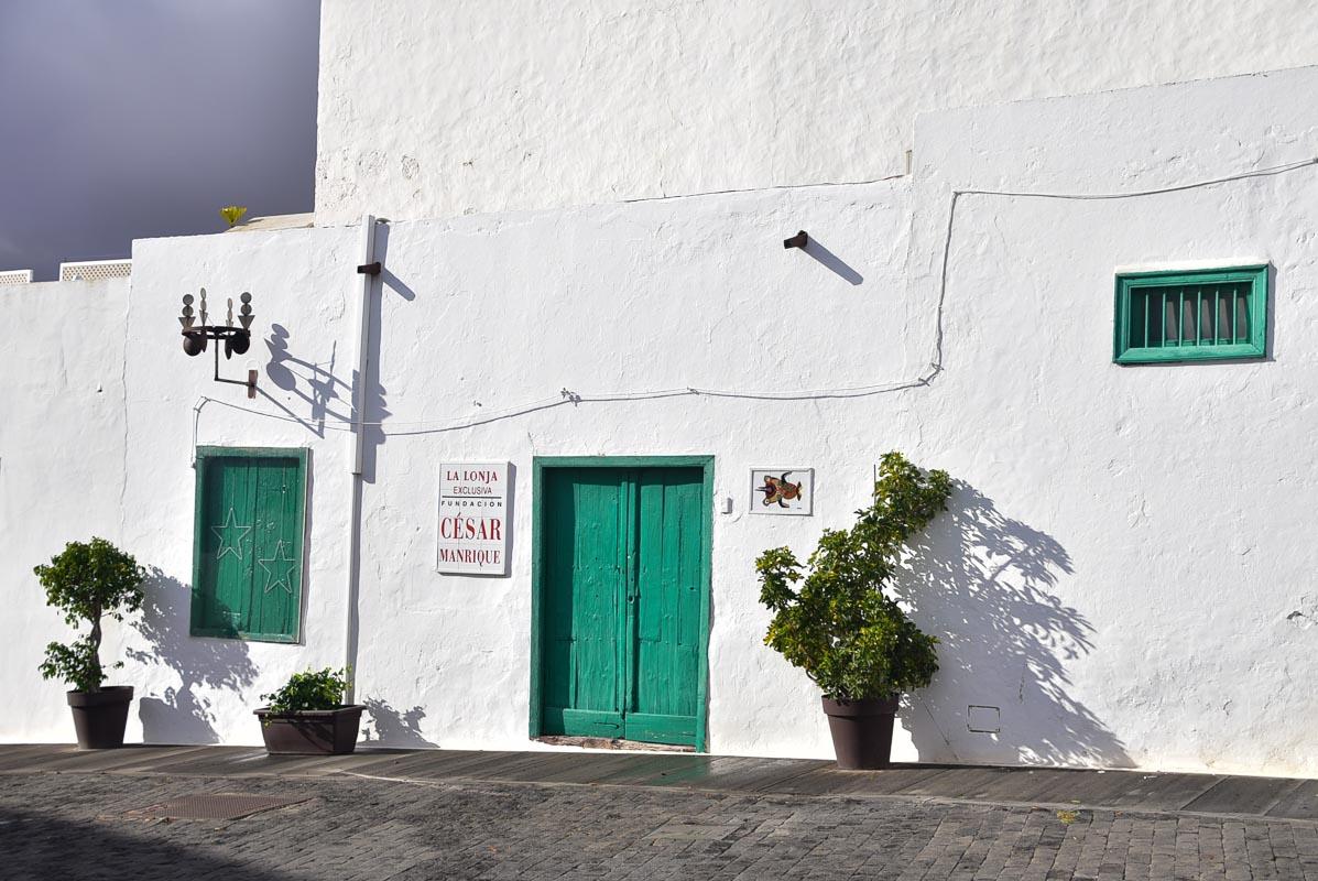 Lanzarote Teguise Casa Cesar Manrique