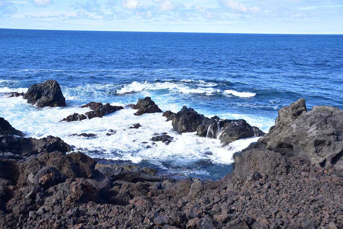Lanzarote cliff tops and sea view in the south west 2