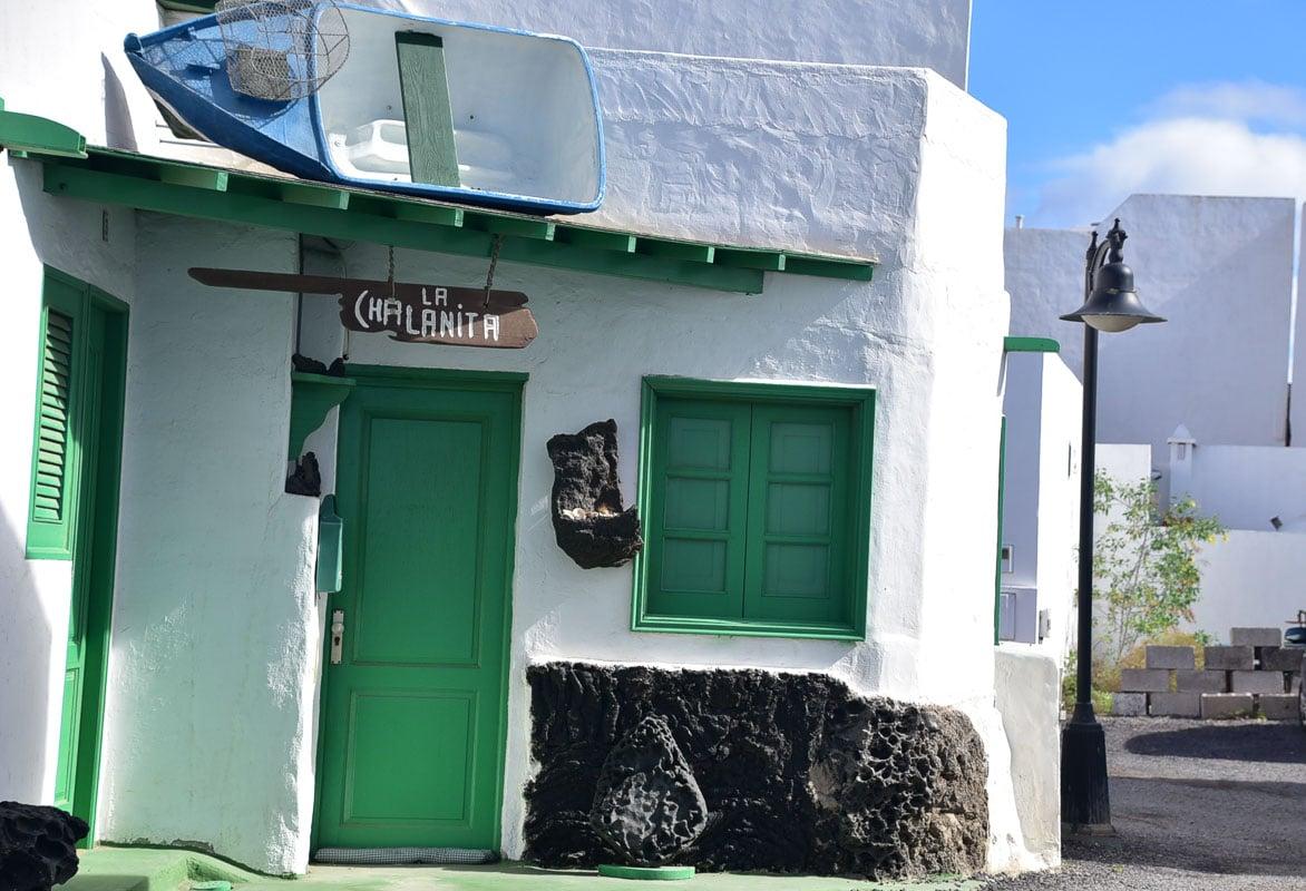 Lanzarote el golfo house