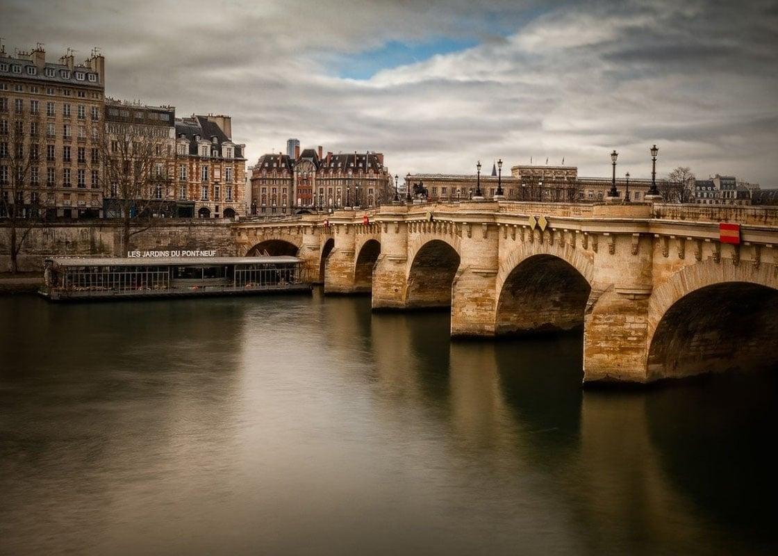 Pont-Neuf paris france