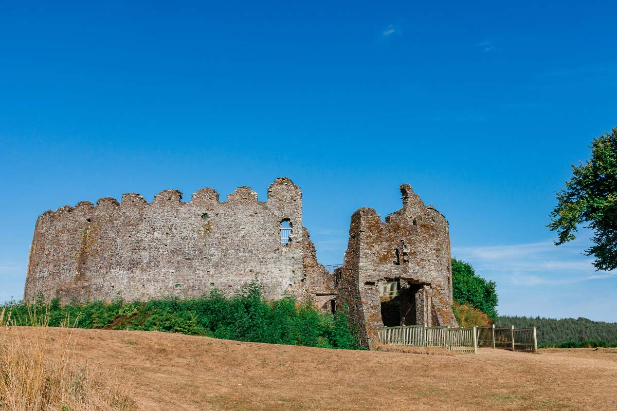Restormel Castle Cornwall