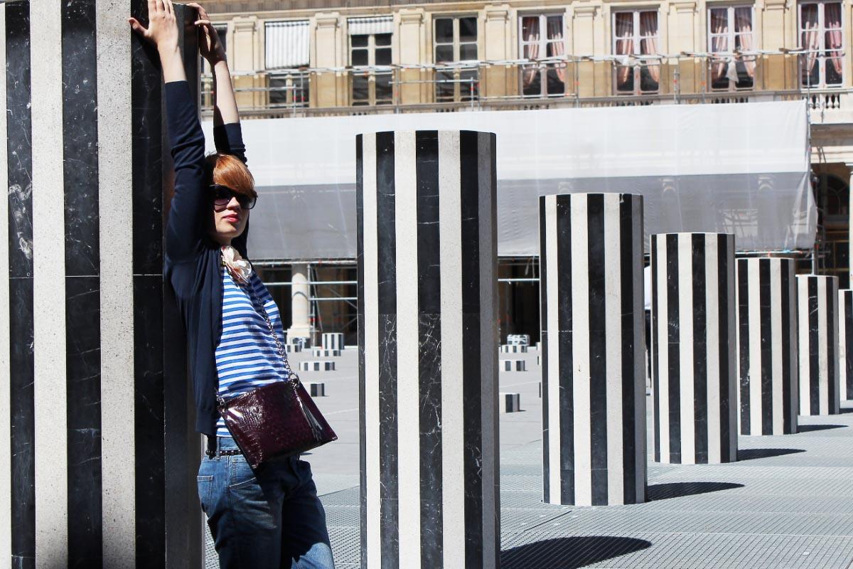colonnes du buren paris france