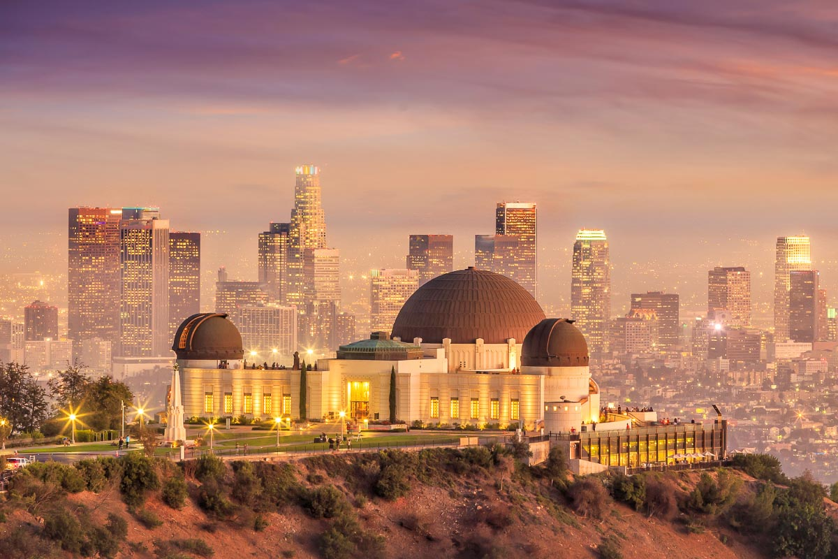 griffiths observatory los angeles
