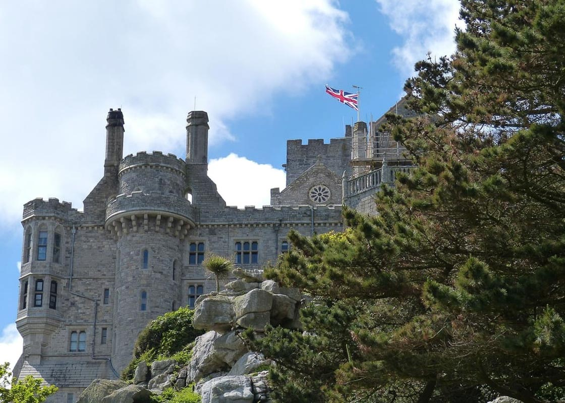 st_michaels_mount_castle