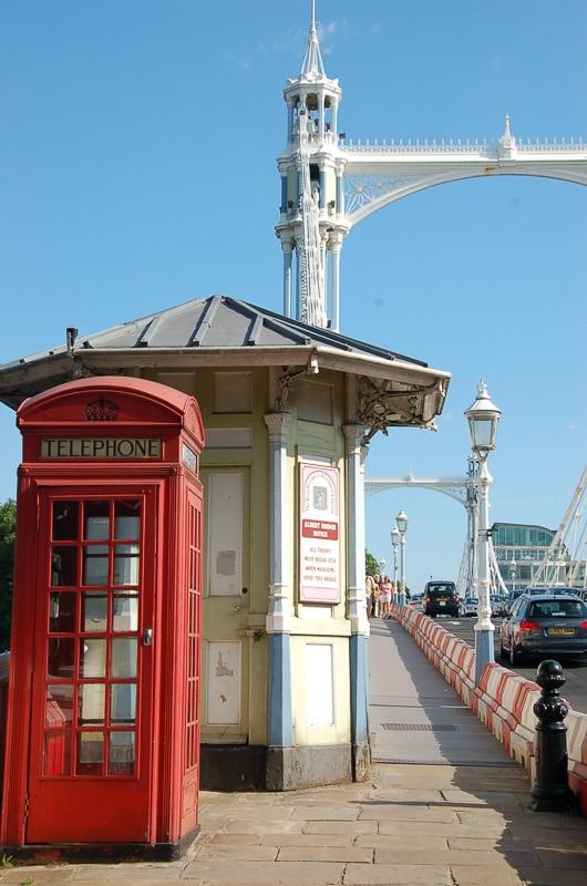 albert bridge toll booth