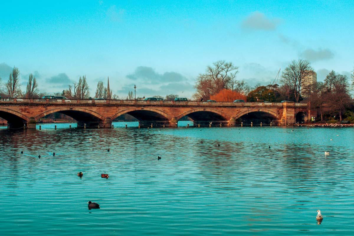 hyde park bridge